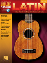 Latin Ukulele Play Along Series Vol. 37 - Hal Leonard