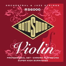 Violin Strings 4/4 - Rotosound RS6000 Set
