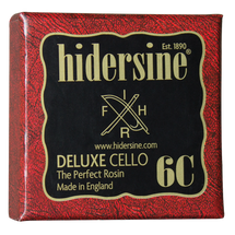 Hidersine Deluxe Cello Rosin - Made in England