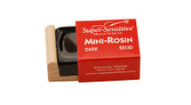 Super Sensitive Mini Violin Rosin - DARK