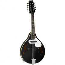 Tanglewood Union Series Mandolin with Pick Up - BLACK