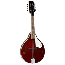 Tanglewood Union Series Mandolin - WIne Red