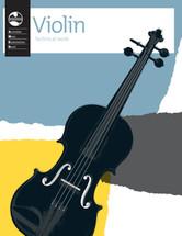 AMEB Violin Technical Workbook