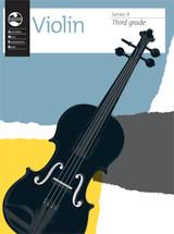 AMEB Violin Grade 3 Book