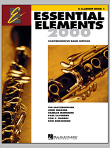 Essential Elements Band Program Book