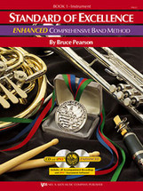 Standard Of Excellence Band Method Books