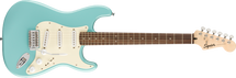 Fender Squier Bullet Electric Guitar - Black/Sunburst/White/Sonic Grey/Turquoise