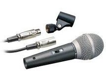 Audio Technica ATR1500 Unidirectional Dynamic Vocal/Instrument Mic