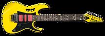 Ibanez JEMJRSP Steve Vai Signature Series Electric Guitar - Pink or Yellow