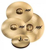 SABIAN 25005XCPB AAX Promotional Cymbal Set