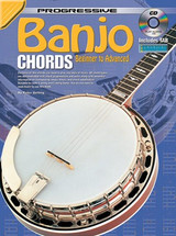 Progressive Banjo Chords Book/CD