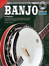Progressive Banjo Method Book & CD