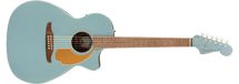 Fender Newporter Player Acoustic/Electric Guitar - Natural,  Sunburst and Ice Blue