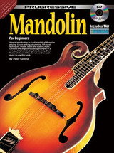 Progressive Mandolin Book & CD