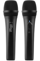 iRig MIC HD2  High Quality Digital Handheld Microphone