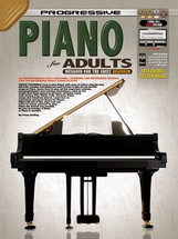 Progressive Piano Method for Adults