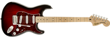 Fender Standard Squier Strat Electric - Antique Burst