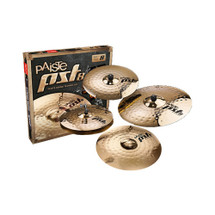 "PST8 Universal Cymbal Pack with BONUS 16"" Crash"