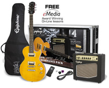 EPIPHONE SLASH SIGNATURE  ELECTRIC PLAYER PACK