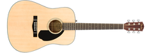 Fender CD60S Acoustic Guitar Pack