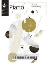 AMEB Series 18 PIanoforte Preliminary Grade Book