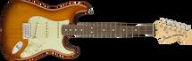 Fender American Performer Stratocaster - SSS - Honeyburst
