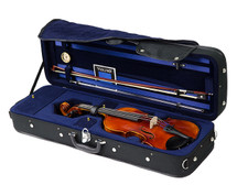 Ragetti 4/4 Size Violin Outfit with Bow & Case - Completely Set Up