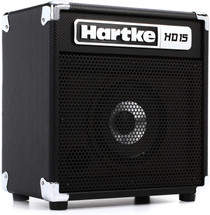 Hartke HD15 Bass Guitar Combo Amplifier - 15 Watts