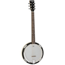 Tanglewood TWB 6 String Banjo - GLOSS MAPLE RESONATOR