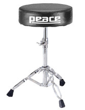 Peace DRT108 Medium Weight Double Braced Drum Stool