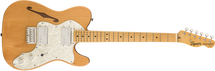 Fender Squier 70's Telecaster Thinline Electric Guitar - Natural