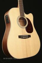 CORT MR710F Acoustic/Electric Guitar - Natural Satin