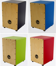 LP Festivo Cajon - Red/Blue/Green/Black