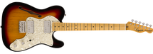 Fender Squier Classic Vibe 70's Telecaster Thinline Electric - Sunburst/Natural