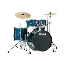 TAMA Stagestar Drum Kit Complete - NEW HAIR LINE BLUE FINISH