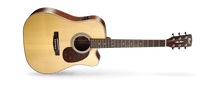 CORT MR710F Acoustic/Electric Guitar - Natural  in HARDCASE
