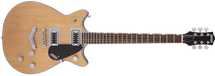 Gretsch G5222 Double Jet Cut Electric - Natural