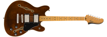 Fender Starcaster Electric Guitar - Walnit/Natural/Sunburst