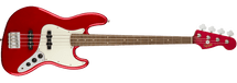 Fender Squier Contemporary Jazz Bass - Red or Blue