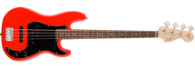 Fender Squier Affinity PRECISION 4 String Bass - Red/White/Black