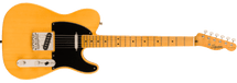 Fender Squier Classic Vibe 50's Telecaster Electric - Butterscotch  Blonde/ White Blonde