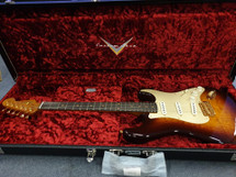 FENDER MADE IN USA CUSTOM SHOP Stratocaster - ARTISAN TAMO ASH #R94368