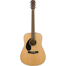 Fender CD60S Acoustic Guitar - LEFT HANDED
