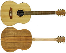 Cole Clark Made in Australia Little Lady 2 LL2E - Bunya/Blackwood Small Body Acoustic Electric Guitar