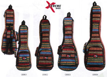 Bohemian Series Ukulele Bag - Concert Size