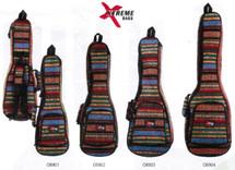 Bohemian Series Ukulele Bag - Baritone Size