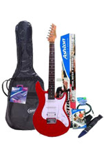 Ashton SPAG232 Electric Guitar and Amp Package - RED ONLY