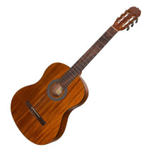 SANCHEZ Full Size Classical Guitar KOA in Gig Bag