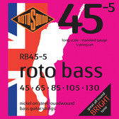 Rotosound 5 String Bass String Sets
