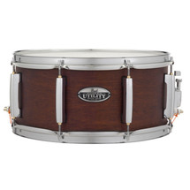 Pearl Modern Utility Snare Drum - 14 x 5.5 Satin Brown